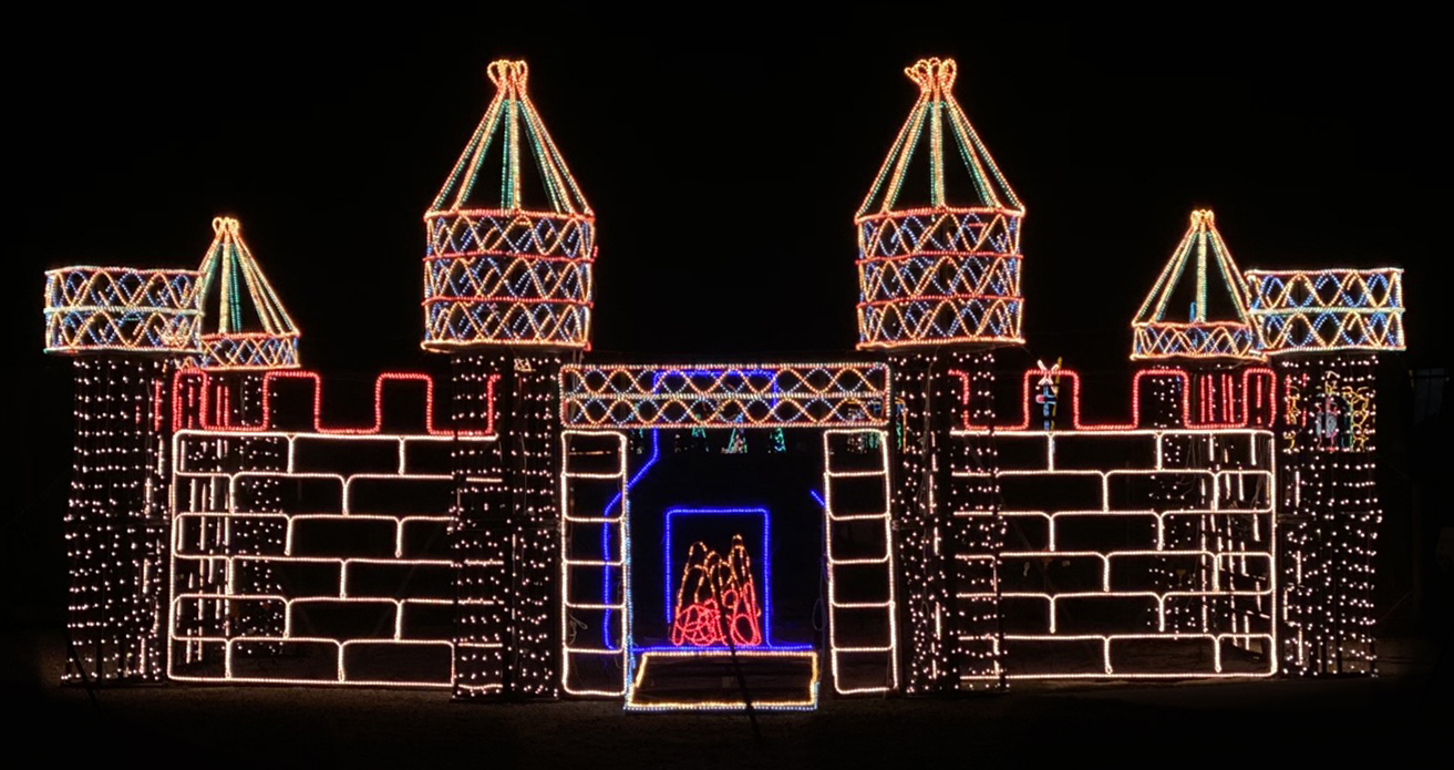 Christmas Light Shows In Suffolk County Ny For December 2020 Smith Point Light Show